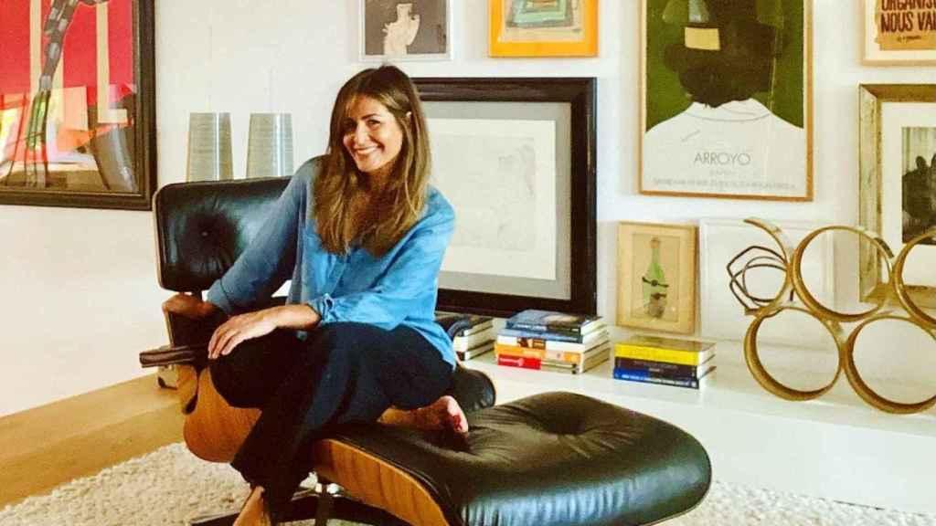 Nuria Roca, en una foto de su perfil de Instagram.