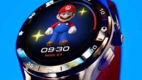 El nuevo reloj de Super Mario y Tag Heuer usa Wear OS y cuesta más de 2000 dólares