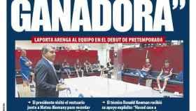 Portada Mundo Deportivo (13/07/21)