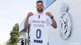 Nigel Williams-Goss ficha por el Real Madrid