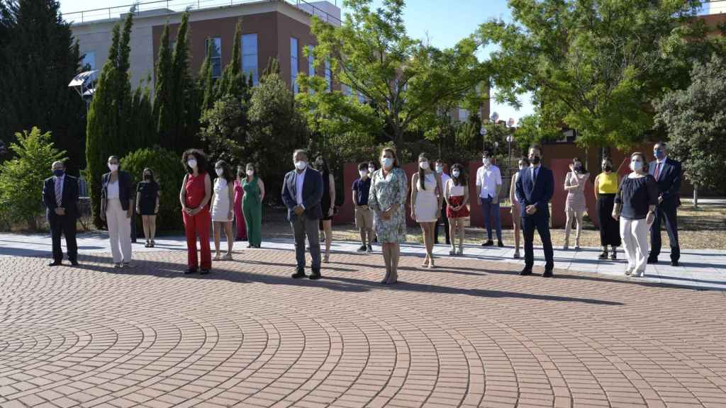 La UCLM y la Junta reconocen el trabajo y esfuerzo de los alumnos con mejores resultados en la EvAU ordinaria