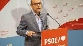 Pablo Bellido deja en el aire su continuidad al frente del PSOE en la provincia de Guadalajara
