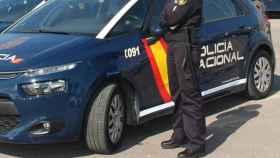 Policía Nacional. Foto: EDCM