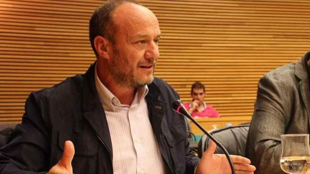 Rafael Rubio, en una imagen de archivo. EE