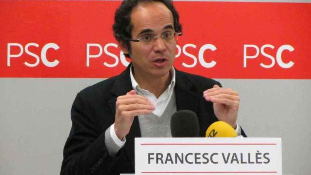 Francesc Vallès, nuevo secretario de estado de Comunicación.