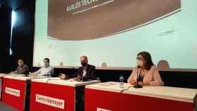 Clausura del proyecto 'Avilés Tecnológico'.