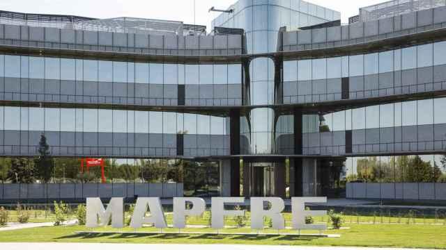 Imagen de la sede social de Mapfre.