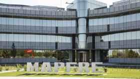 Imagen de la sede social de Mapfre, en una imagen de archivo.