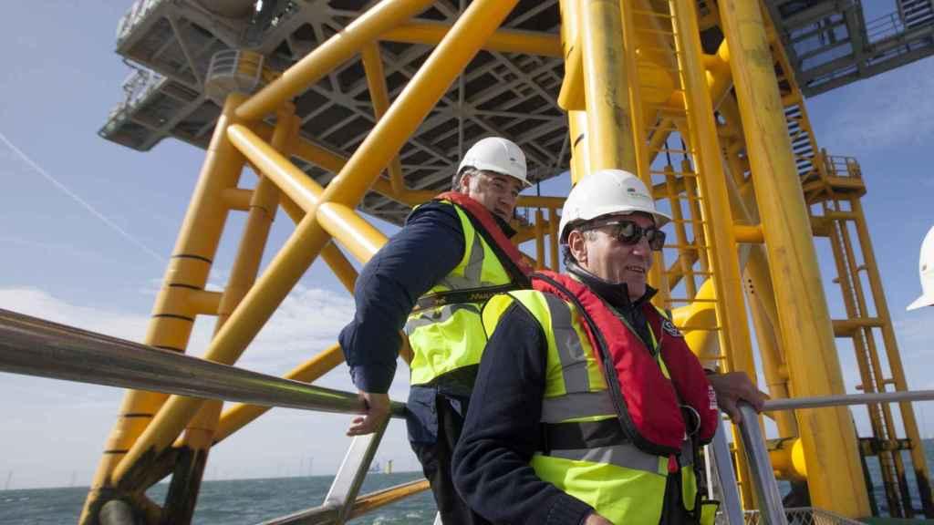 Iberdrola adjudica a la asturiana Windar un nuevo contrato para su parque eólico marino Baltic Eagle