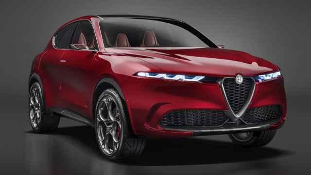 Así es el prototipo que anticipa cómo será el Alfa Romeo Tonale.