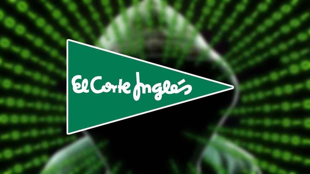 Logo de El Corte Inglés.