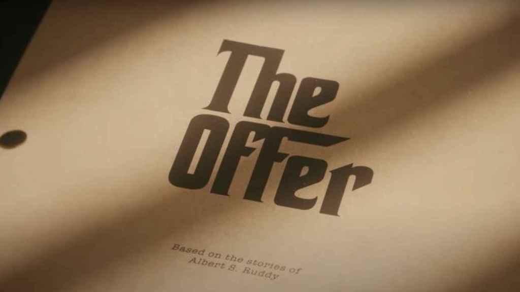 'The Offer', la serie sobre los entresijos del  rodaje de 'El Padrino'.