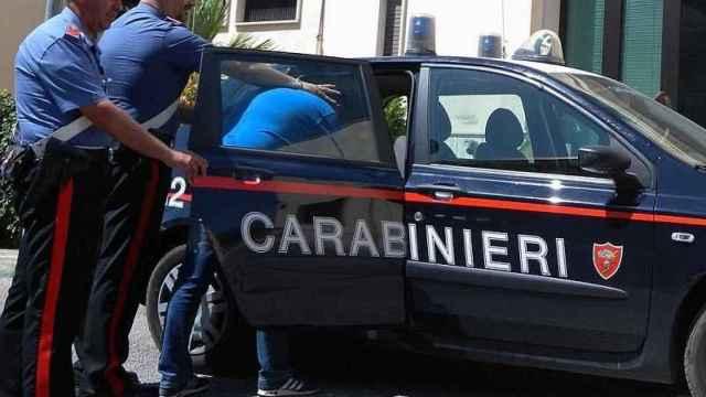 Agentes de los carabinieri en un imagen de archivo.