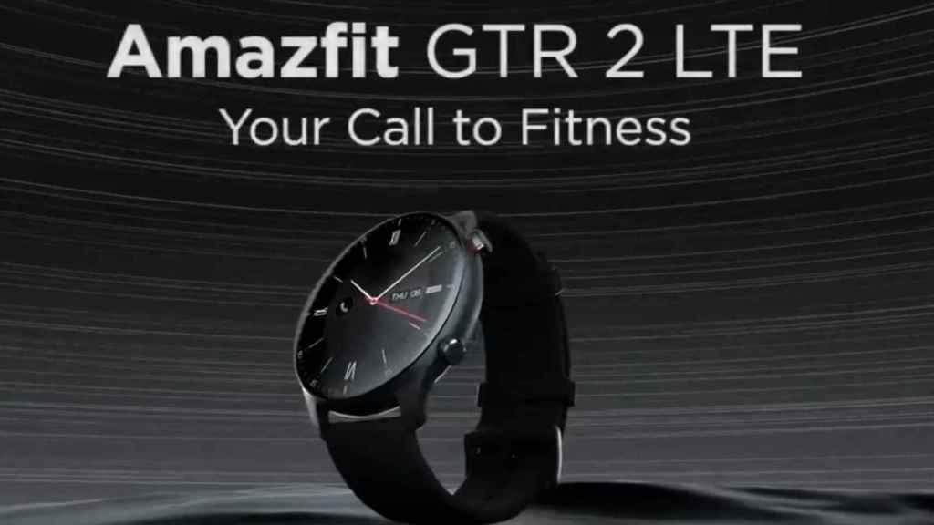 Amazfit GTR 2 LTE oficial