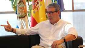 Francisco Salado, presidente de la Diputación Provincial de Málaga.