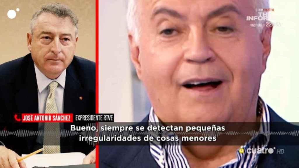 José Antonio Sánchez en 'Todo es verdad'.