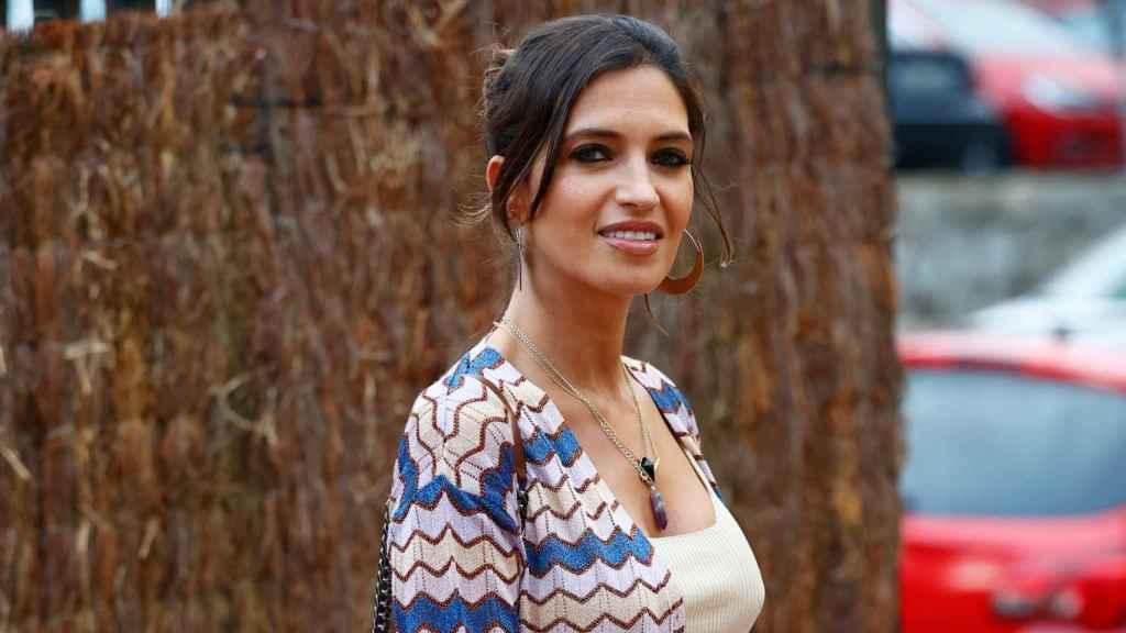 La periodista Sara Carbonero en una imagen fechada el pasado mes de junio durante un acto público.