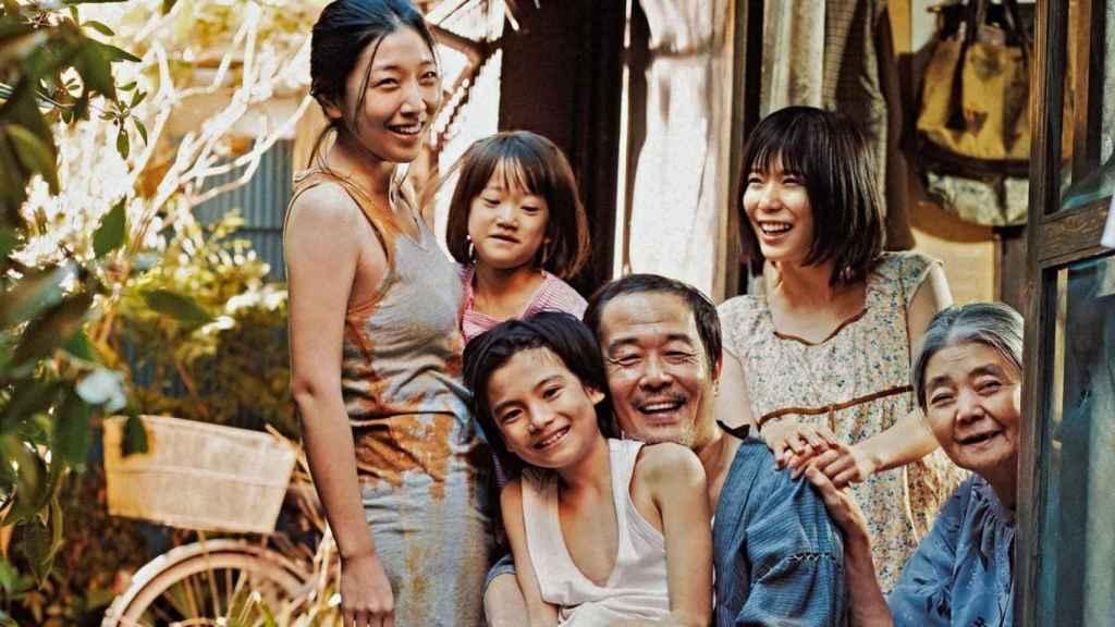'Un asunto de familia', Palma de Oro de 2018.