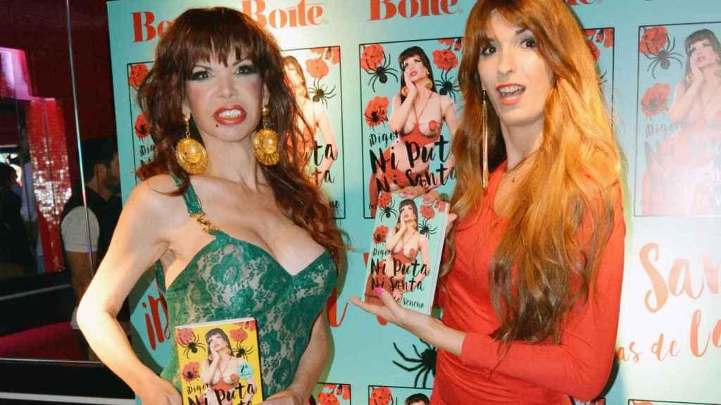 Valeria Vegas y Cristina Ortiz, 'La Veneno'