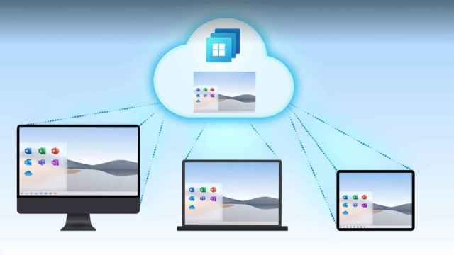 Windows 365 funcionará en cualquier plataforma.