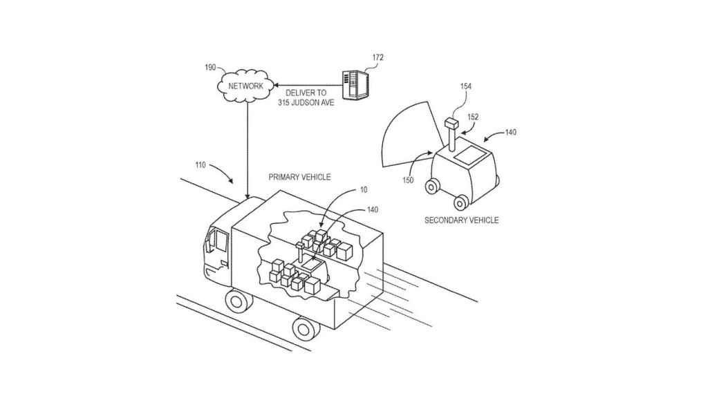 Patente de Amazon
