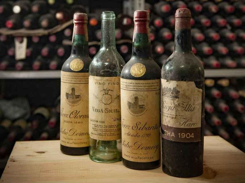 Para entrar en la categoría de vino de lujo no solo importa el precio.