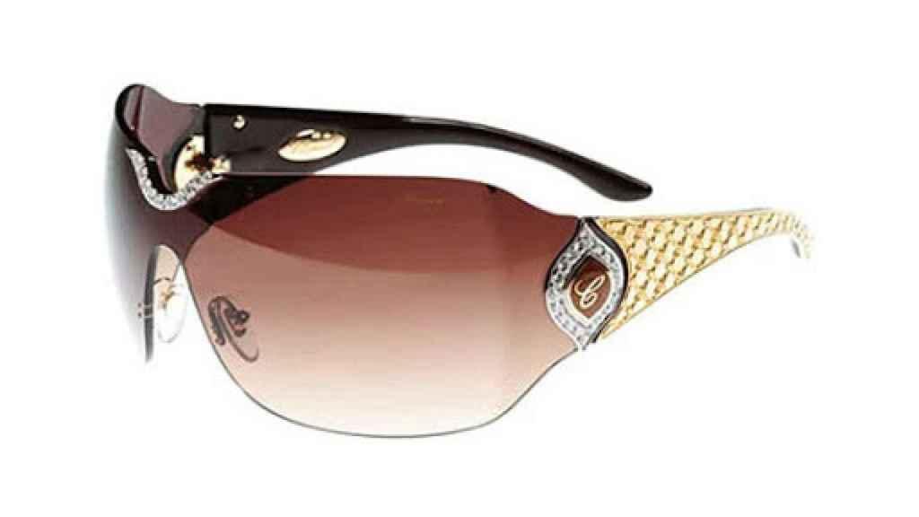 Las gafas de sol de Chopard, valoradas en 338.000 euros.