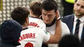 Harry Maguire, tras la final de la Eurocopa