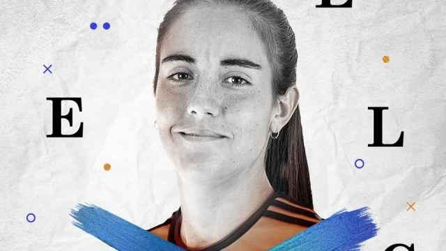 Rocío Gálvez, nueva futbolista del Real Madrid Femenino