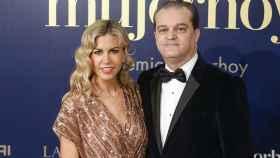 Patricia Cerezo y Ramón García, en una imagen de archivo