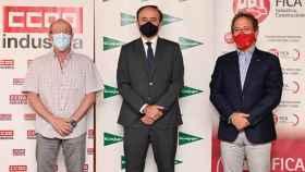 El Corte Inglés firma con CCOO y UGT un acuerdo multisectorial para toda su cadena de suministro