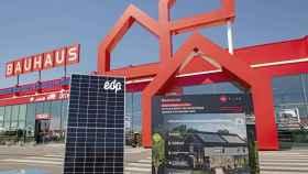Bauhaus entra en el negocio del autoconsumo fotovoltaico de la mano de EDP