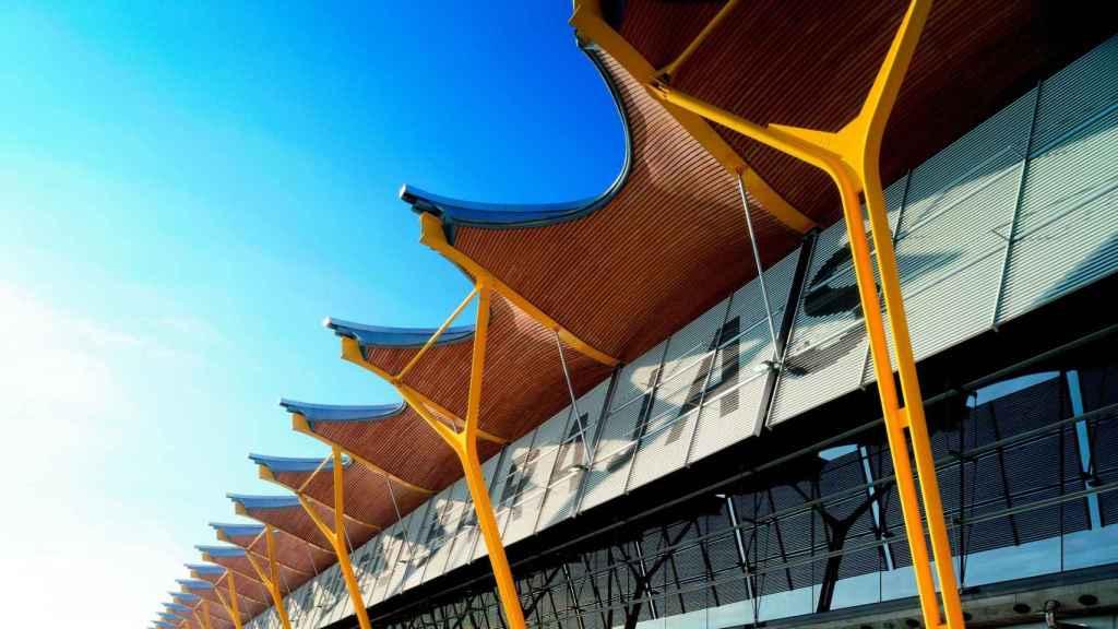 Aeropuerto Internacional Adolfo Suárez Madrid-Barajas.