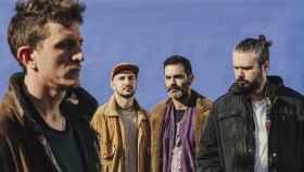 Una imagen de la banda Pony Bravo.
