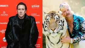 Nicolas Cage ya no será Joe Exotic para Amazon.
