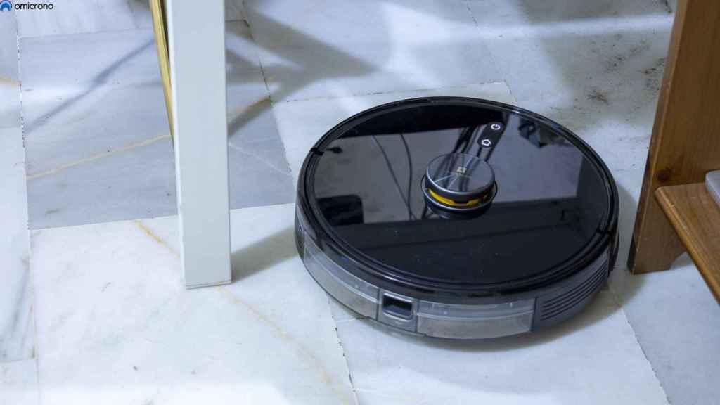 Robot aspirador Realme TechLife Robot Vacuum.