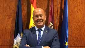 Emilio Bravo, alcalde de Mora (Toledo)
