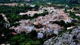 Nerpio (Albacete, en una imagen de archivo