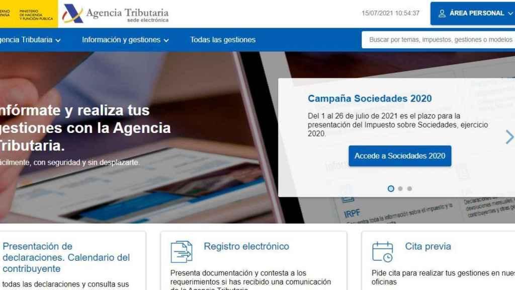 AgenciaTributaria-Nueva Web