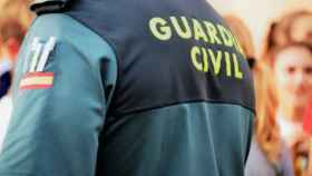 Agente de tráfico de la Guardia Civil