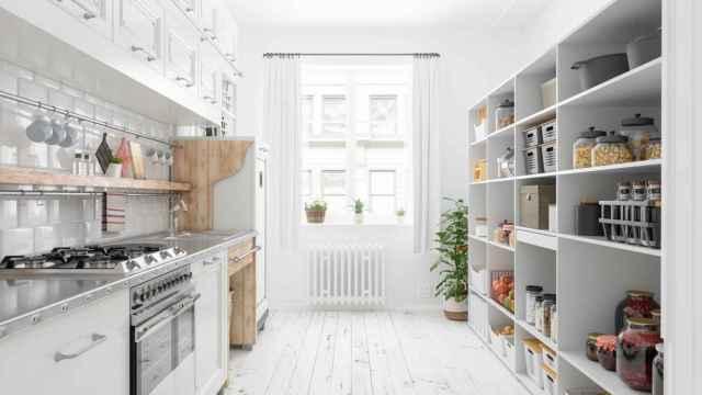 Muebles auxiliares de cocina: ten siempre a mano lo que necesitas