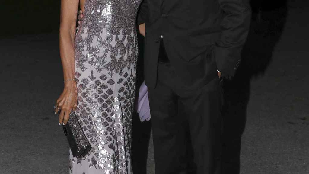 Ramón García y Patricia Cerezo en una imagen de archivo fechada en septiembre de 2019.