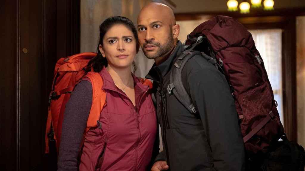 Cecily Strong y Keegan-Michael Key son los protagonistas de 'Schmigadoon'.
