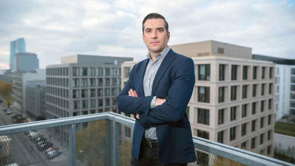 Ivo Ivanov, CEO DE-CIX International.