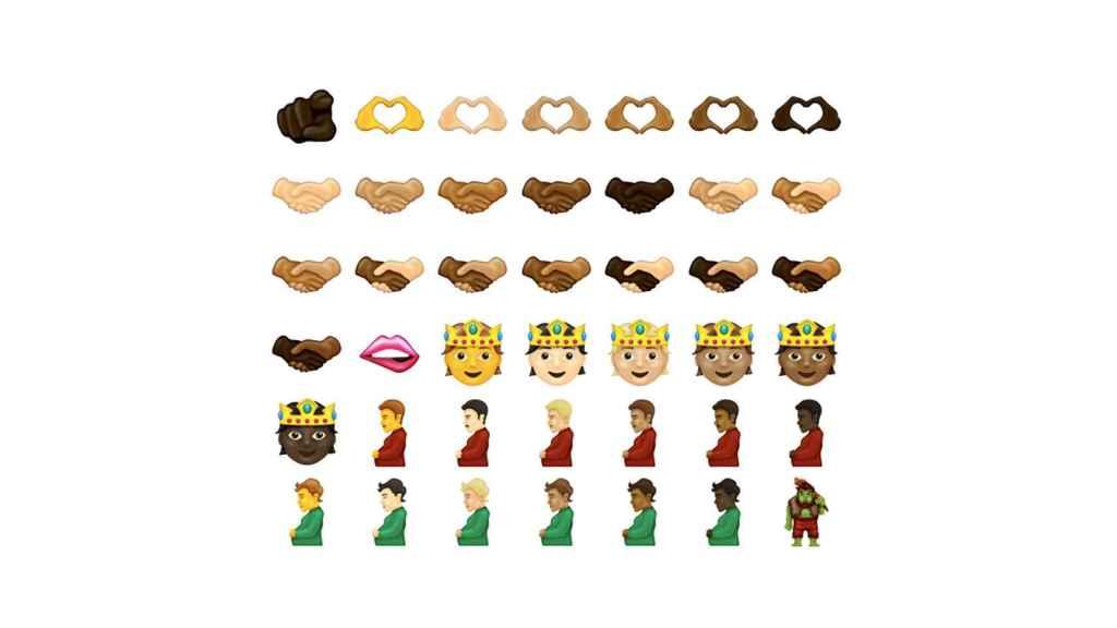 La inclusividad y la diversidad han sido los pilares de las últimas actualizaciones de Unicode.
