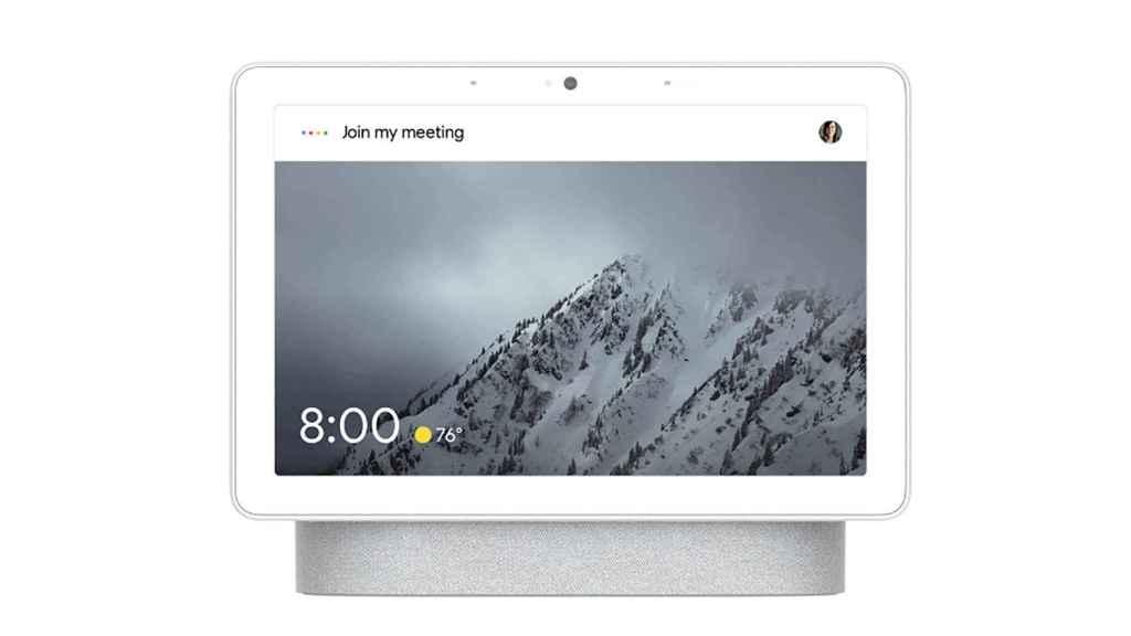 Google Assistant con los servicios de Google Workspace