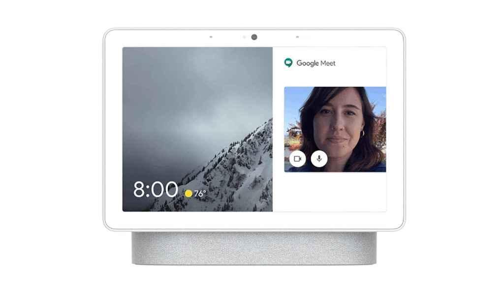 Google Meet en Workspace