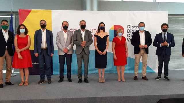 Distrito Digital se expande con nuevos centros en Orihuela, Benidorm y Gandia.
