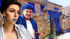 Lucía Bosé dejó en herencia a su nieta, Alma Sofía, su casa de Brieva.
