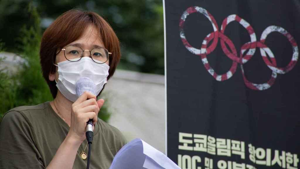 Protestas contra los Juegos Olímpicos de Tokio 2020